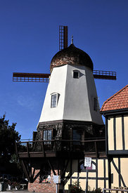 Le moulin Solvang Californie USA 10/12