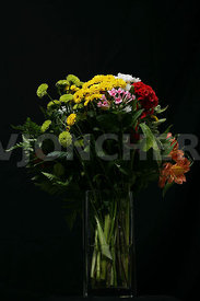 photo d'un bouquet