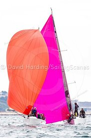 Mini Mayhem, GBR9063T, Melges 24, Weymouth Regatta 2018, 20180908453.