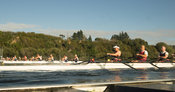 Taken during the World Masters Games - Rowing, Lake Karapiro, Cambridge, New Zealand; ©  Rob Bristow; Frame 1297 - Taken on: ...