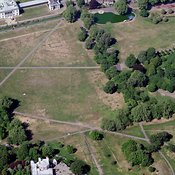 Greenwich Park, London Olympics 2012, Equestrian Competitions