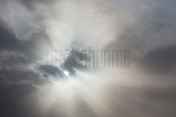 Sunlight through Clouds