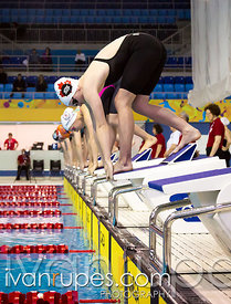Women 18 & Under 200 SC Meter IM Preliminaries, Ontario Junior International, Toronto Pan Am Sports Centre; December 6, 2015