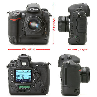 Review Nikon D3X (PART 2)