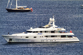 Superyacht Mosaique