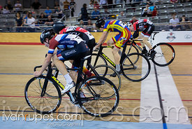 U17 Men Elimination Race. Canadian Track Championships (U17/Junior/Para), April 1, 2017