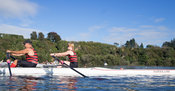 Taken during the World Masters Games - Rowing, Lake Karapiro, Cambridge, New Zealand; ©  Rob Bristow; Frame 1320 - Taken on: ...