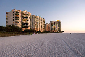 Marco Island Beachfront Hotels