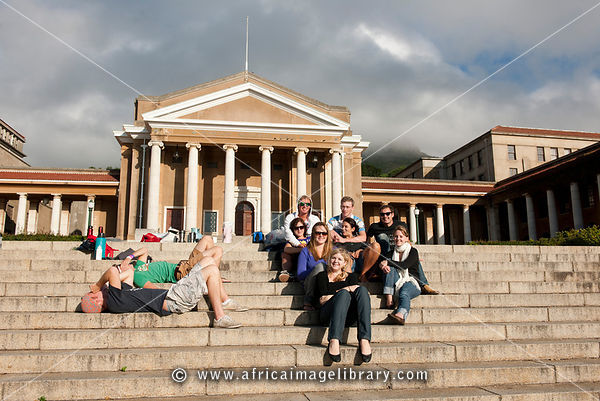 Photos And Pictures Of Students At UCT University Of Cape