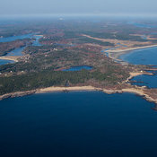Bald Head, Small Point Cove And Small Point, Phippsburg