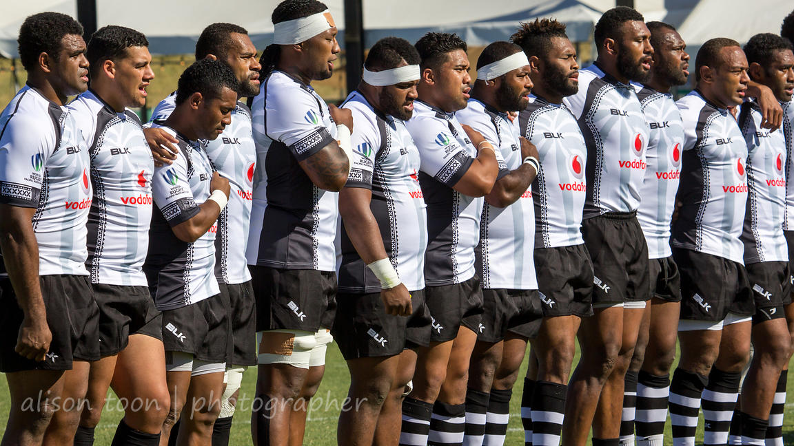 Fiji v Samoa: Pacific Nations Cup 2015