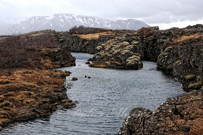 Parc national de Thingvellir Islande 05/16