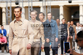 Louis Vuitton Paris SS17 Menswear