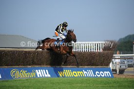 5.20pm Handicap Steeple Chase with winner Chilbury Hill