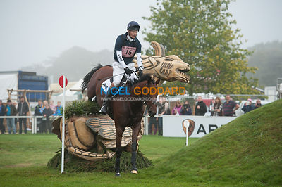 William Fox-Pitt (GBR) & Cool Mountain