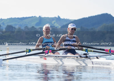 Taken during the World Masters Games - Rowing, Lake Karapiro, Cambridge, New Zealand; ©  Rob Bristow; Frame 502 - Taken on: T...