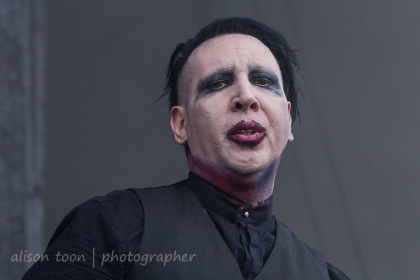 Marilyn Manson Chicago Open Air 2016