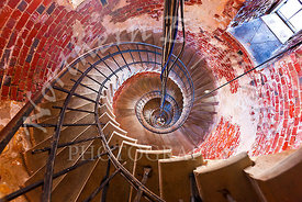 Bengtskär lighthouse staircase