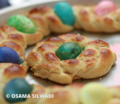 Palestinian Traditions & Rituals - Easter