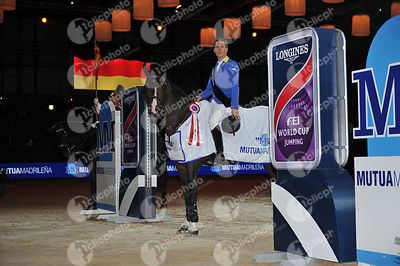 AHLMANN Christian, (GER), Taloubet Z  during CSI5-W_1,60_Longines World Cup Grand Prix competition at Madrid Horse Week at IF...