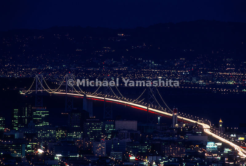 Bay Bridge.San Francisco, California