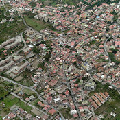 Massa di Somma aerial photos