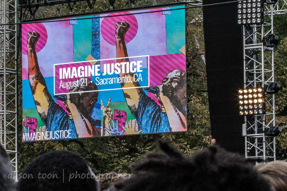 #ImagineJustice Common Sacramento