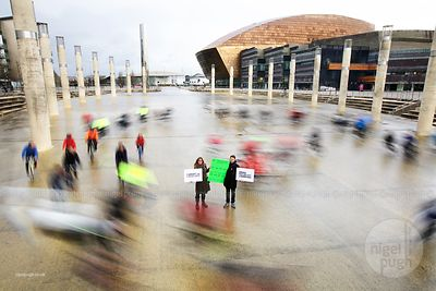 CARDIFF CYCLE CITY - LAUNCH