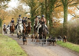 2014-11-16 KSB Sturtwood Farm Hound Exercise