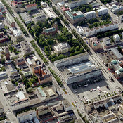 City center, Vaasa