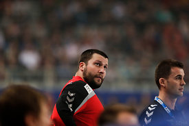 Stojanche STOILOV of Vardar during the Final Tournament - Final Four - SEHA - Gazprom league, semi finals match, Varazdin, Cr...
