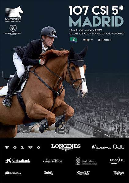 2017_CSI5* Longines Global Champions Tour of Madrid