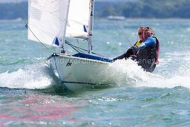 Flying Fifteen GBR 2700, adidas Poole Week 2016, 20160822425