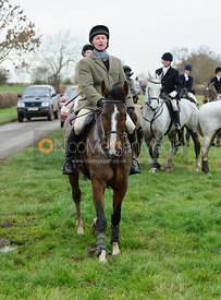 - The Belvoir Hunt at Long Clawson, 14/12