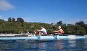 Taken during the World Masters Games - Rowing, Lake Karapiro, Cambridge, New Zealand; ©  Rob Bristow; Frame 1314 - Taken on: ...