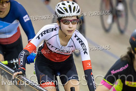 Cat 2 Women Tempo Race / Omni Ii. Eastern Track Challenge / O-Cup #3, February 10, 2019