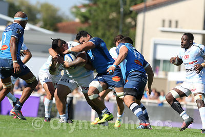 TOP 14 Castres Olympique / Racing Metro 92