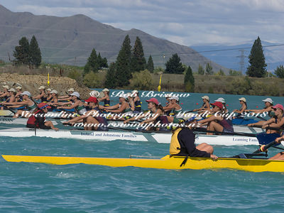 Taken during the Maadi Cup Regatta 2018, Lake Ruataniwha, Twizel, New Zealand; ©  Rob Bristow; Frame 0036 - Taken on: Tuesday...