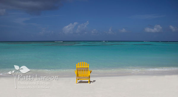 Best Seat in the House, Anegada, British Virgin Islands