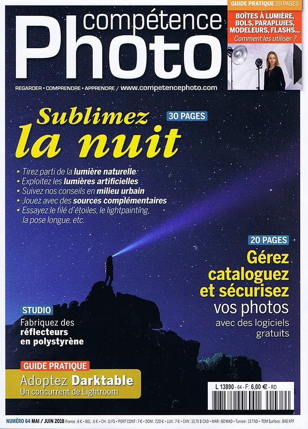 Compétence Photo (France) - May June 2018