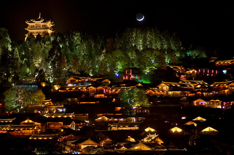 Lijiang_night
