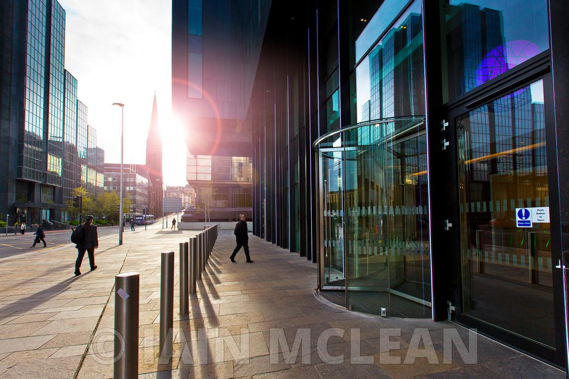St Vincent Plaza building, 303 St Vincent Street, Glasgow...Free PR Use for Abstract Securities...Picture Copyright:.Iain McL...