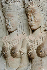 Base Relief Statues