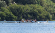 Taken during the World Masters Games - Rowing, Lake Karapiro, Cambridge, New Zealand; ©  Rob Bristow; Frame 459 - Taken on: T...