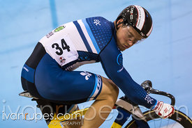 Men Sprint 1-2 Final. 2017 Canadian Track Championships, September 29, 2017