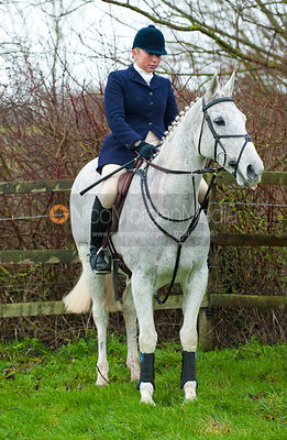 Phoebe Buckley on Little Tiger