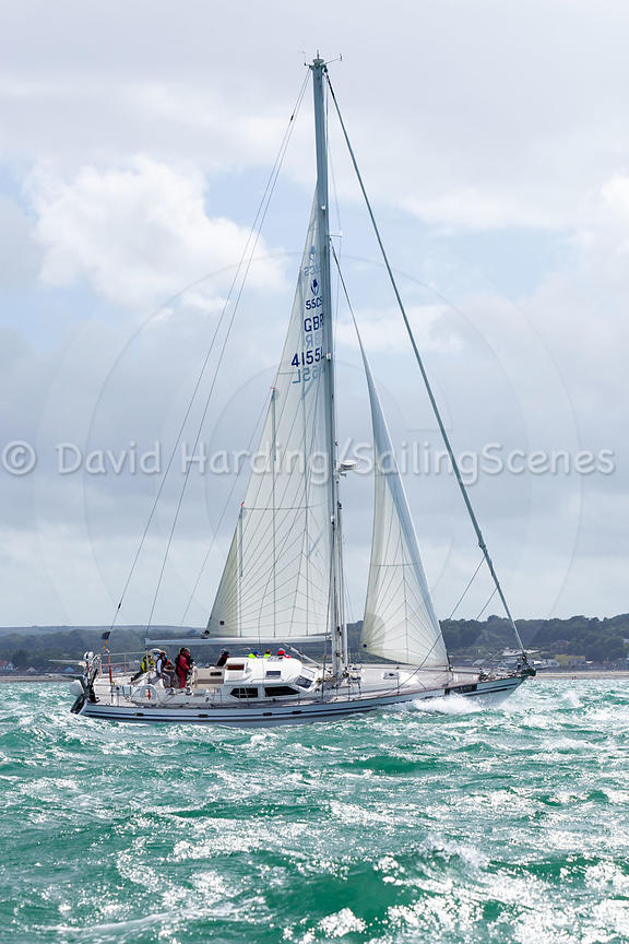 Wight Spirit, GBR4155L, Contest 55 CS, 20160702519