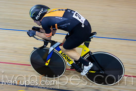 Men Individual Pursuit 1-2 Final. Canadian Track Championships, September 30, 2017