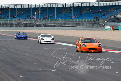 Ginetta Support Races