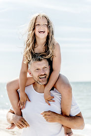 Danish father and daughter